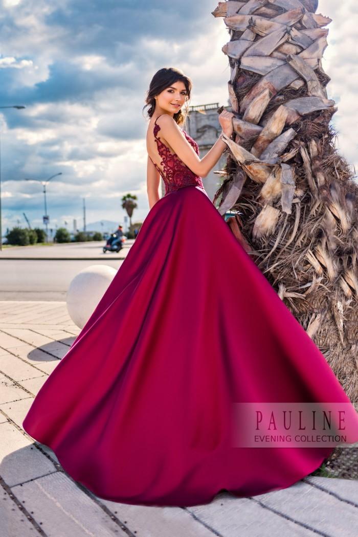 Шикарное вечернее платье с длинной пышной юбкой в Хабаровске 0a66a0ad7d6