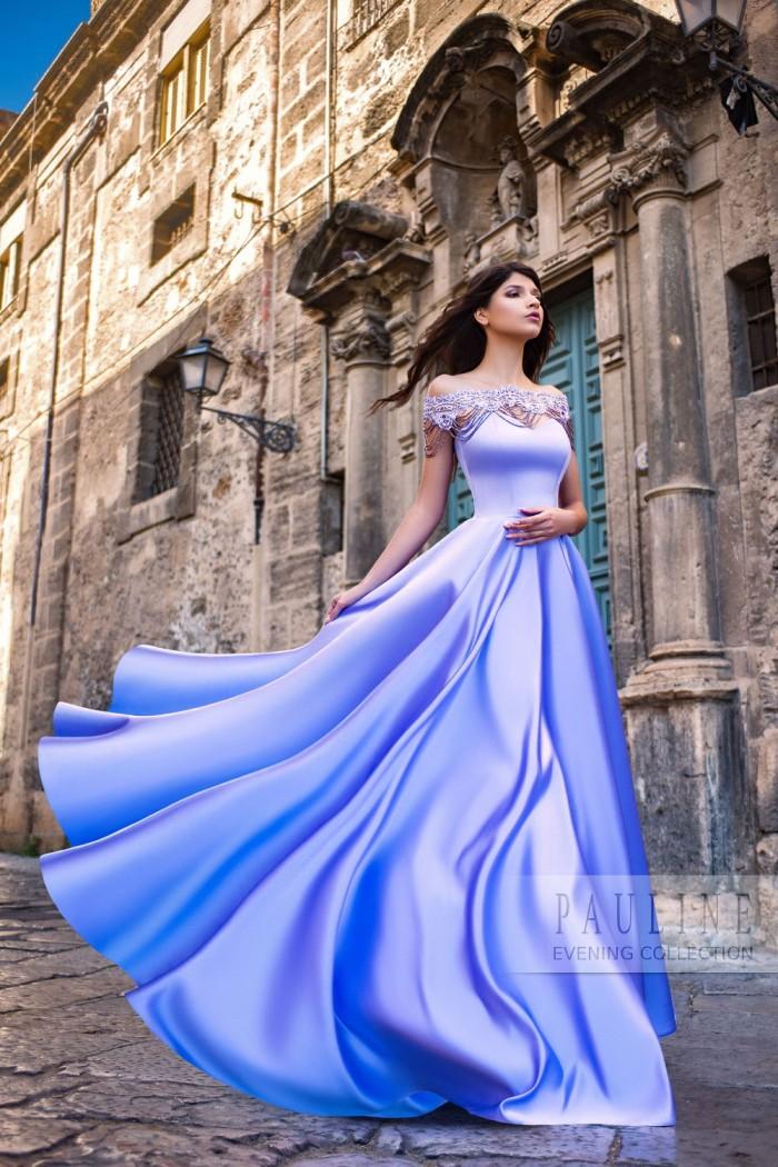 Романтичное вечернее платье для неповторимого образа ВЕНА