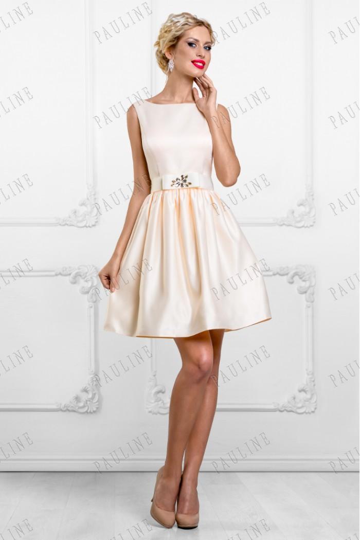 Маленькое вечернее платье со съемной юбкой КОРТНИ