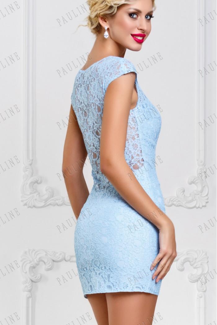 Платье трансформер - радикальное мини с длинной верхней юбкой СЕВЕНТИН