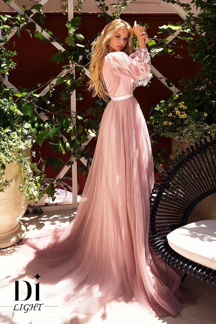 Свадебное платье с романтичным характером БЕАТРИЧЕ