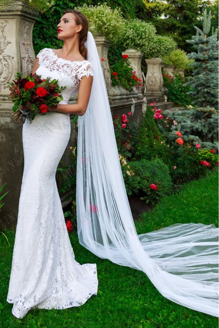 Свадебное платье для особо притязательных невест РЕВЕРИ Лейс