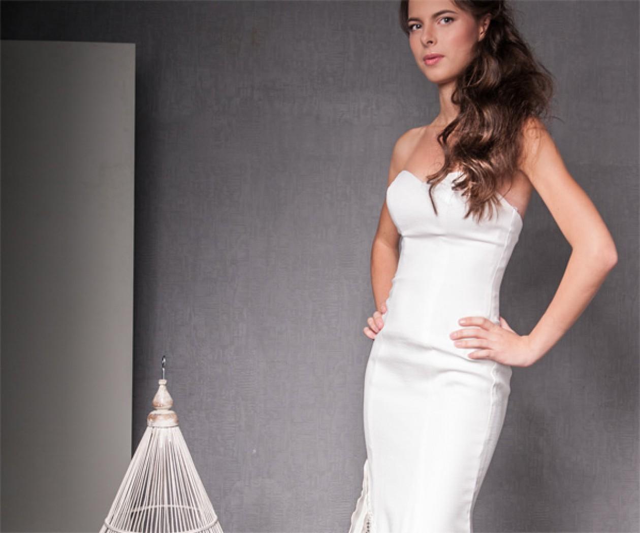 Вечернее длинное платье МИЛКА