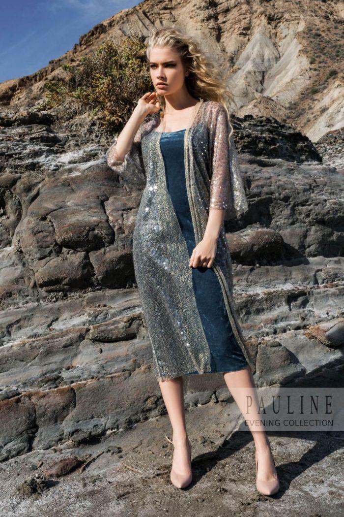 Роскошное в своей простоте бархатное платье-комбинация с лёгкой накидкой ЭВИТА