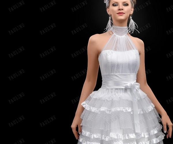 Свадебное платье Илан   Свадебный Салон PAULINE (ПАУЛИН) Хабаровск