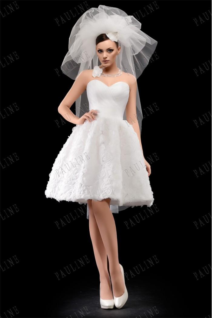 Свадебное платье Юбера ЮБЕРА