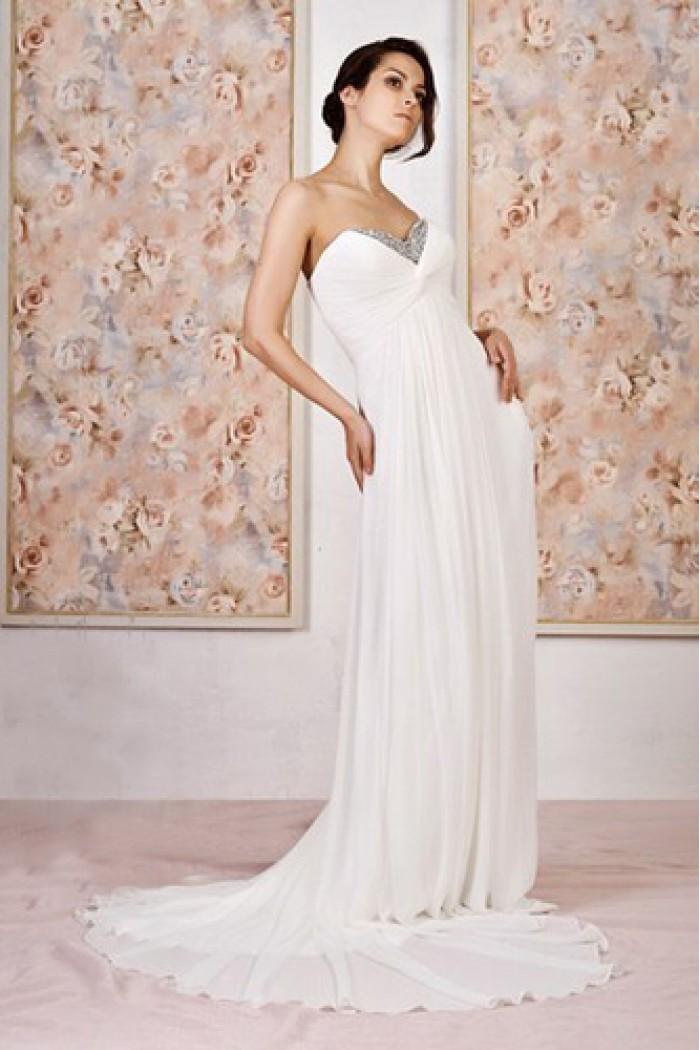 Свадебное платье в стиле Ампир АМПИР