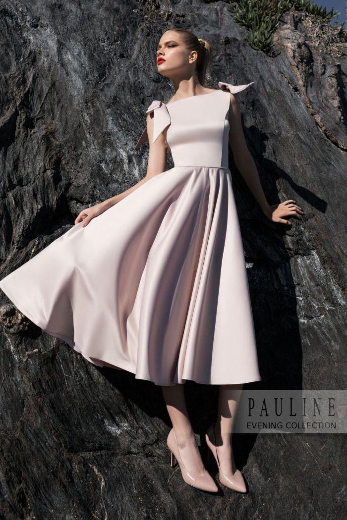 Потрясающе красивое вечернее платье в романтическом стиле МИНУТА СЛАВЫ