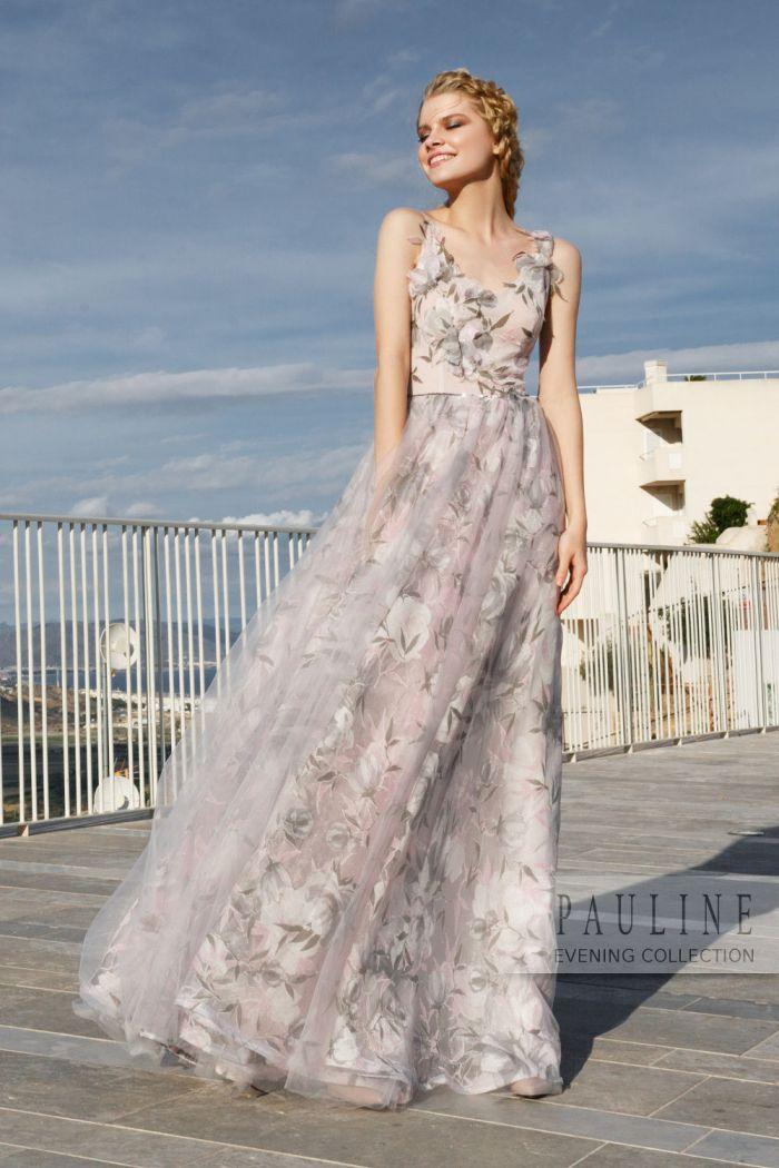 Невероятно нежное вечернее платье для чувственных натур НЕЖНЫЙ ВОЗРАСТ