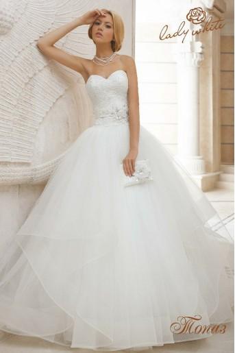 Пышное свадебное платье в Хабаровске