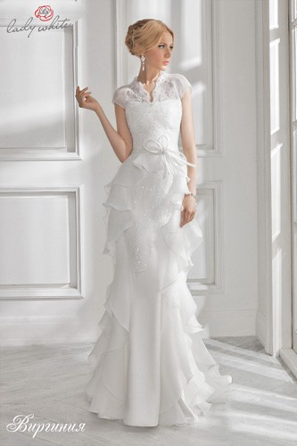 Свадебное платье Виргиния