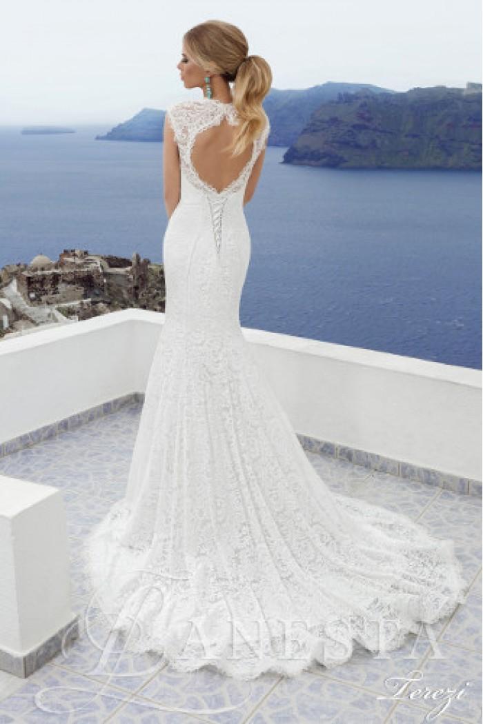 9b4eb308793 Кружевное свадебное платье с открытой спиной в Хабаровске
