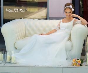 Свадебные платья le rina