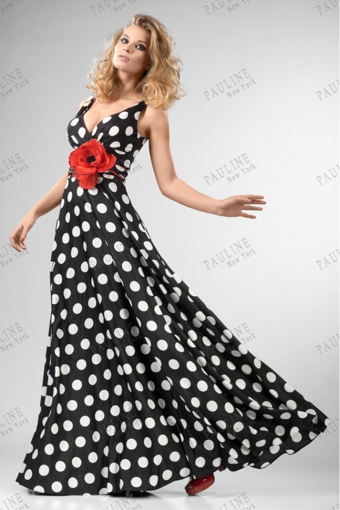 Соблазнительное вечернее платье PAULINE ЭМПАЙР