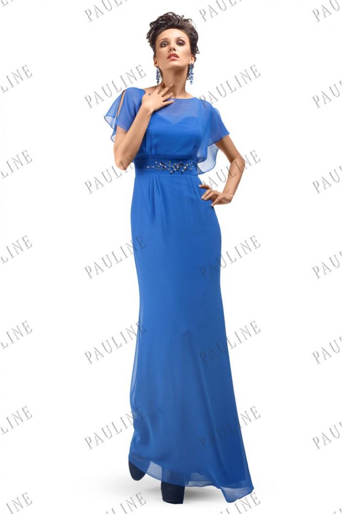 Вечернее платье большого размера ЛЕЙЯ Макси