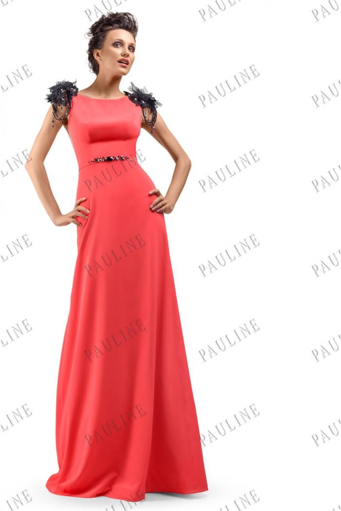 Длинное платье на выпускной ЭДИТ Маджеста