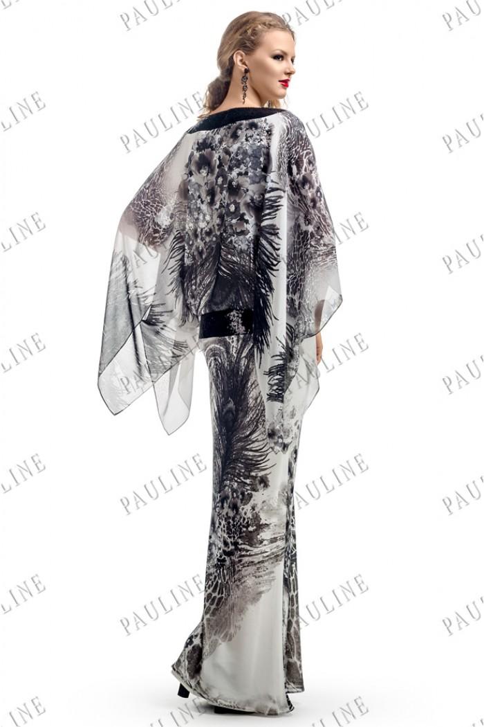 Длинное вечернее платье большого размера БОНИТА Манхеттен
