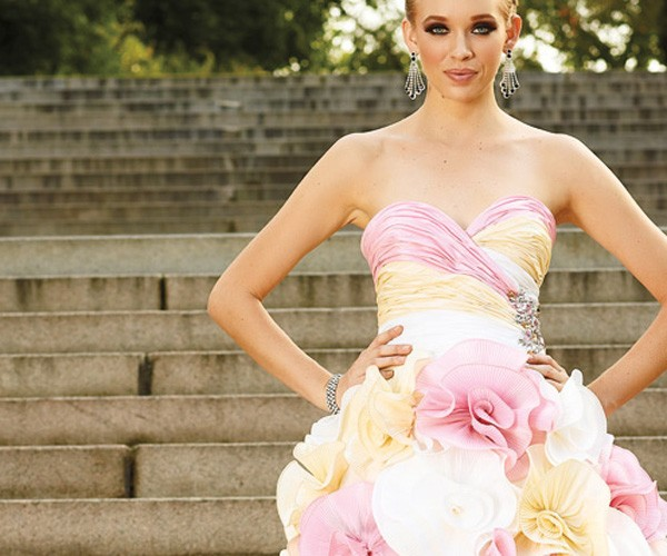 Эксклюзивные платья на выпускной