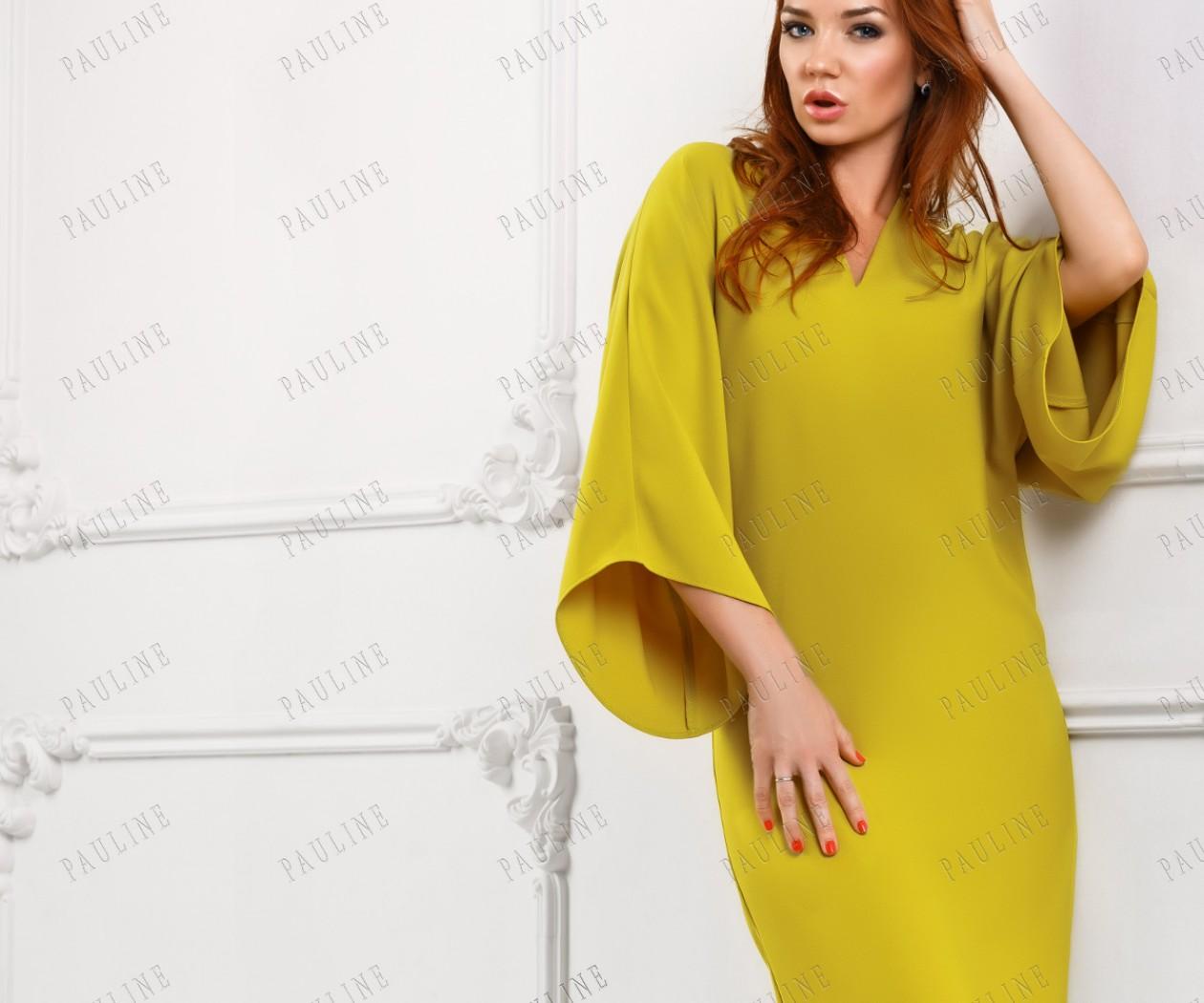 Дизайнерское платье ДЕБЮССИ