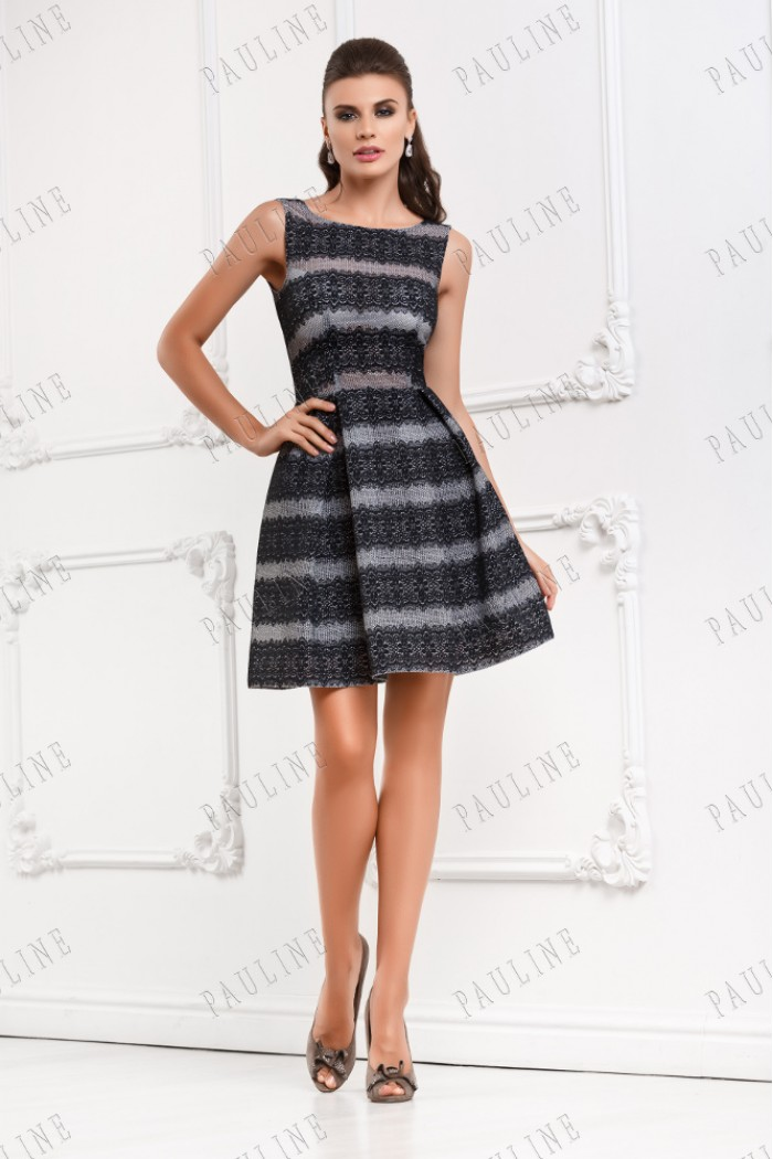Элегантное и стильное короткое платье НОТА