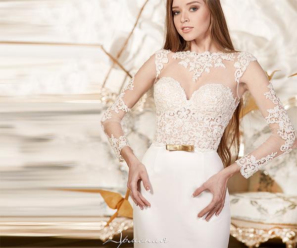 Свадебные платья 2015 | Салон PAULINE Хабаровск