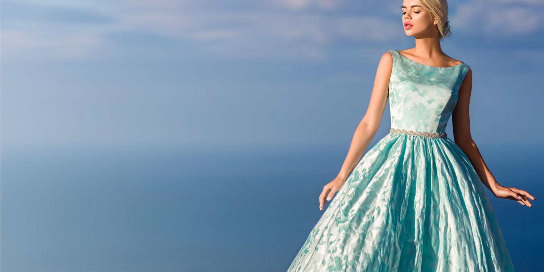 8217b1ace07 Вечерние платья цвета бирюзы в Хабаровске