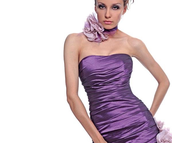 Коктейльные платья   Салон PAULINE Хабаровск